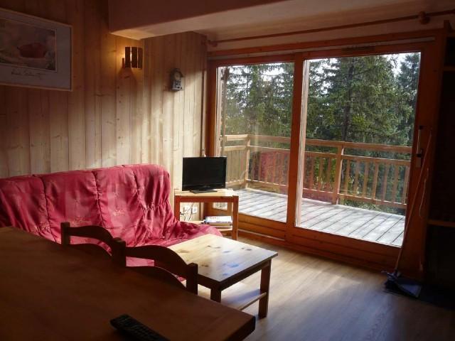 Location au ski Appartement 2 pièces 4 personnes - Résidence Toutounier - Courchevel