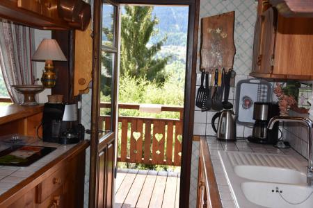 Rent in ski resort 5 room mezzanine chalet 8 people (BORNOUA) - Chalet de Bornoua - Courchevel - Apartment