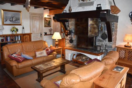 Rent in ski resort 5 room mezzanine chalet 8 people (BORNOUA) - Chalet de Bornoua - Courchevel