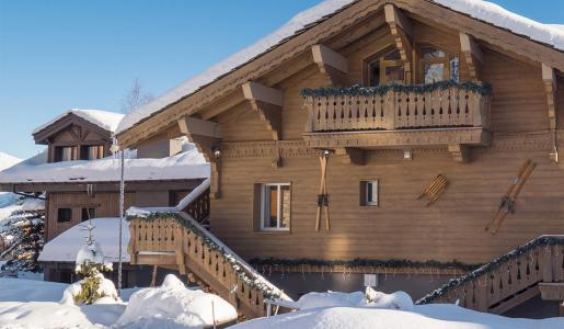 Location Courchevel : Chalet Dharkoum Lama été