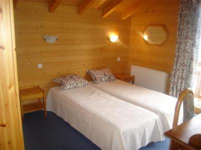 Location au ski Chalet mitoyen 5 pièces 8-10 personnes - Chalet Diana - Courchevel - Chambre