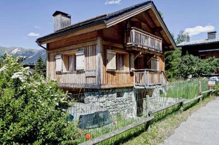 Location au ski Chalet duplex 4 pièces 7 personnes - Chalet La Meleze - Courchevel - Chambre