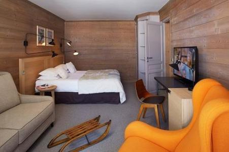 Location au ski Hotel Des 3 Vallees - Courchevel - Chambre