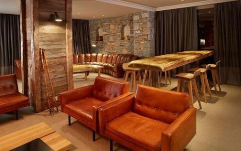 Location au ski Hotel Des 3 Vallees - Courchevel - Intérieur