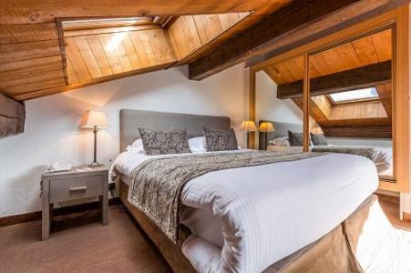 Location au ski Hotel Le New Solarium - Courchevel - Chambre
