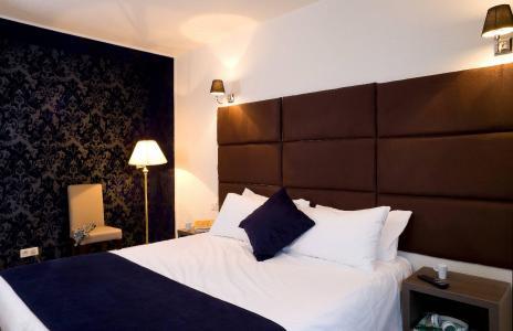 Location au ski Hotel Olympic - Courchevel - Lit double