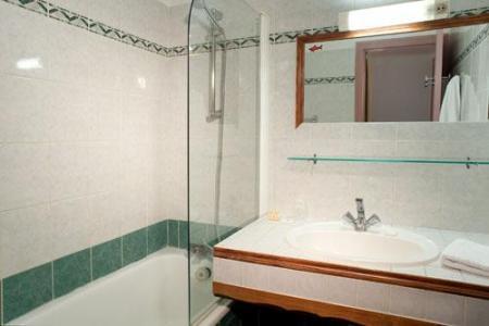 Location au ski Hotel Olympic - Courchevel - Salle de bains