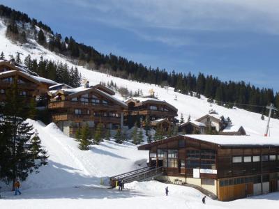 Location au ski Appartement 3 pièces cabine 5 personnes (602) - La Residence Foret Du Praz - Courchevel - Salle de bains