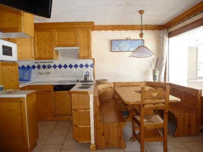 Location au ski Appartement 3 pièces cabine 5 personnes (602) - La Residence Foret Du Praz - Courchevel - Séjour