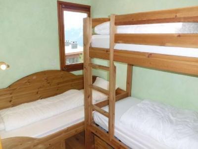 Location au ski Appartement 3 pièces cabine 5 personnes (602) - La Residence Foret Du Praz - Courchevel - Extérieur hiver