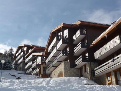 Location au ski La Residence Les Brigues - Courchevel - Extérieur hiver