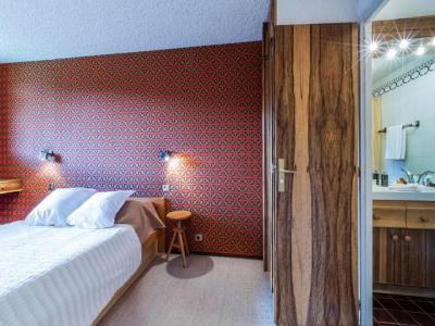 Soggiorno sugli sci Appartamento 2 stanze per 3 persone (406B) - Résidence Domaine du Jardin Alpin - Courchevel - Appartamento