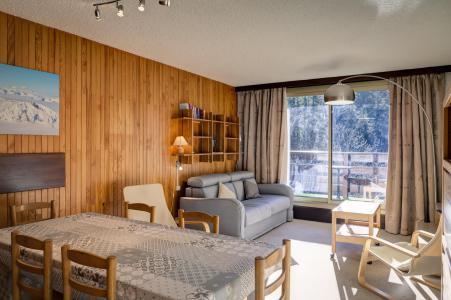 Location au ski Appartement 2 pièces 6 personnes (209) - Résidence Jardin Alpin - Courchevel - Séjour