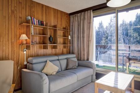 Location au ski Appartement 2 pièces 7 personnes (209) - Residence Jardin Alpin - Courchevel - Canapé