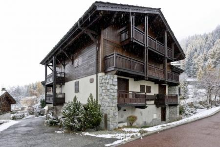 Location au ski Residence Jean Blanc - Courchevel