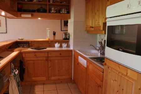 Location au ski Appartement 3 pièces 6 personnes (14) - Residence Jean Blanc - Courchevel - Cuisine