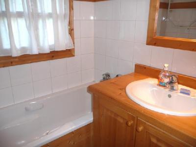 Location au ski Appartement 3 pièces 6 personnes (14) - Residence Jean Blanc - Courchevel - Salle de bains
