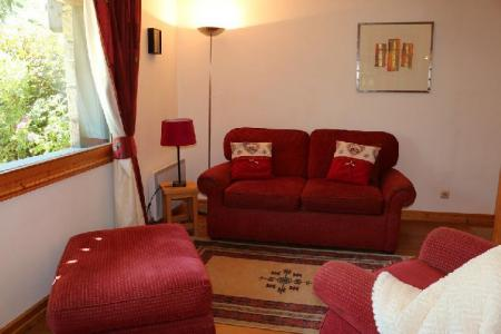 Location au ski Appartement 3 pièces 6 personnes (14) - Residence Jean Blanc - Courchevel - Séjour