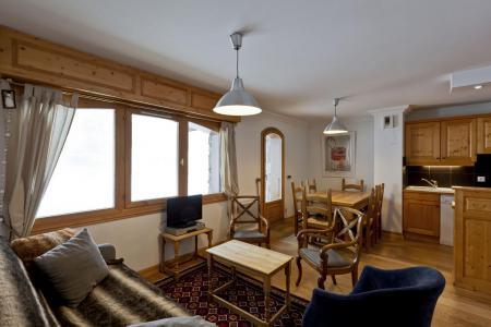 Location au ski Appartement 3 pièces 6 personnes (14) - Residence Jean Blanc - Courchevel - Extérieur hiver