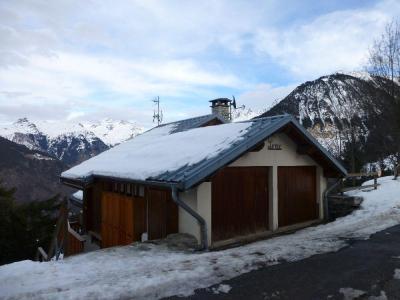 Location au ski Appartement 3 pièces cabine 6 personnes (2) - Residence Le Roc - Courchevel - Extérieur hiver