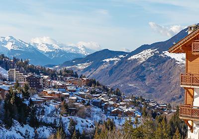 Location au ski Residence Les Brigues - Courchevel