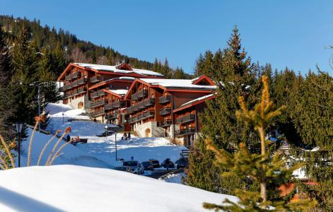 Location Courchevel Village : Residence Les Brigues hiver