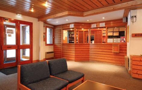 Location au ski Résidence les Brigues - Courchevel - Réception