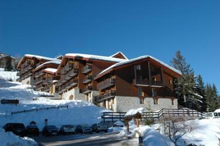 Location au ski Appartement 2 pièces 6 personnes - Residence Les Brigues - Courchevel - Extérieur hiver