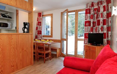 Location au ski Résidence les Brigues - Courchevel - Séjour