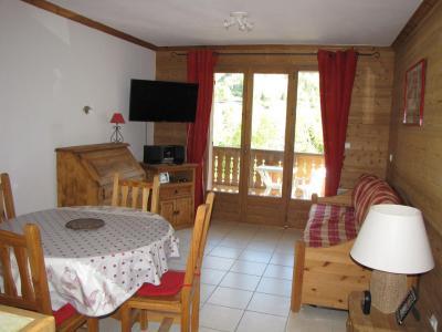Rent in ski resort 2 room apartment 4 people (B2) - Résidence les Chalets du Ponthier - Courchevel - Apartment