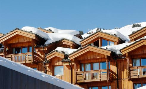 Rental Courchevel : Résidence P&V Premium les Chalets du Forum winter
