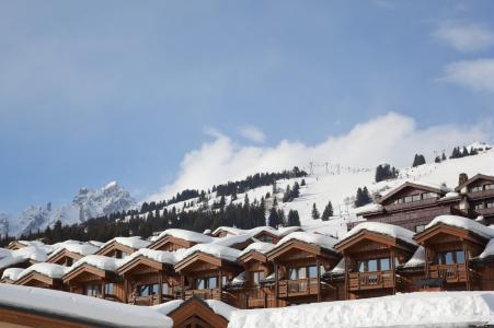 Location au ski Residence P&v Premium Les Chalets Du Forum - Courchevel - Extérieur hiver