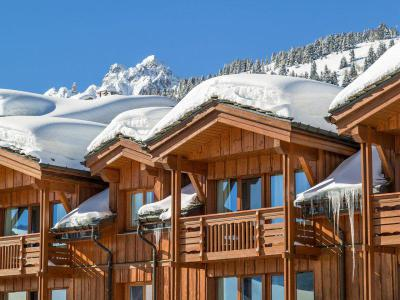 Location au ski Résidence P&V Premium les Chalets du Forum - Courchevel