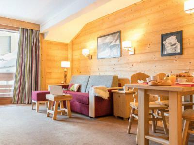 Location au ski Appartement 2 pièces 3-5 personnes - Résidence P&V Premium les Chalets du Forum - Courchevel