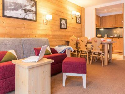 Location au ski Appartement 2 pièces 4-6 personnes - Résidence P&V Premium les Chalets du Forum - Courchevel