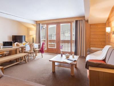 Location au ski Appartement 4 pièces 8-10 personnes - Résidence P&V Premium les Chalets du Forum - Courchevel