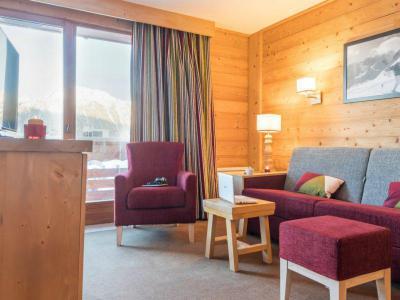 Location au ski Appartement 3 pièces 5-7 personnes - Résidence P&V Premium les Chalets du Forum - Courchevel