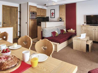Location au ski Appartement 3 pièces 7 personnes (Espace) - Résidence P&V Premium les Chalets du Forum - Courchevel