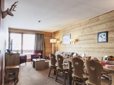 Location au ski Appartement 4 pièces 10 personnes (Espace) - Résidence P&V Premium les Chalets du Forum - Courchevel