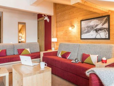 Location au ski Appartement 5 pièces 8-10 personnes - Résidence P&V Premium les Chalets du Forum - Courchevel