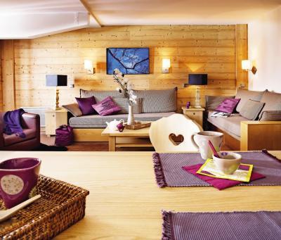 Residence P&v Premium Les Chalets Du Forum