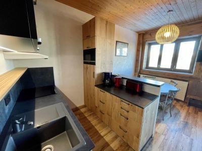 Location au ski Studio mezzanine 5 personnes - Résidence Porte de Courchevel - Courchevel