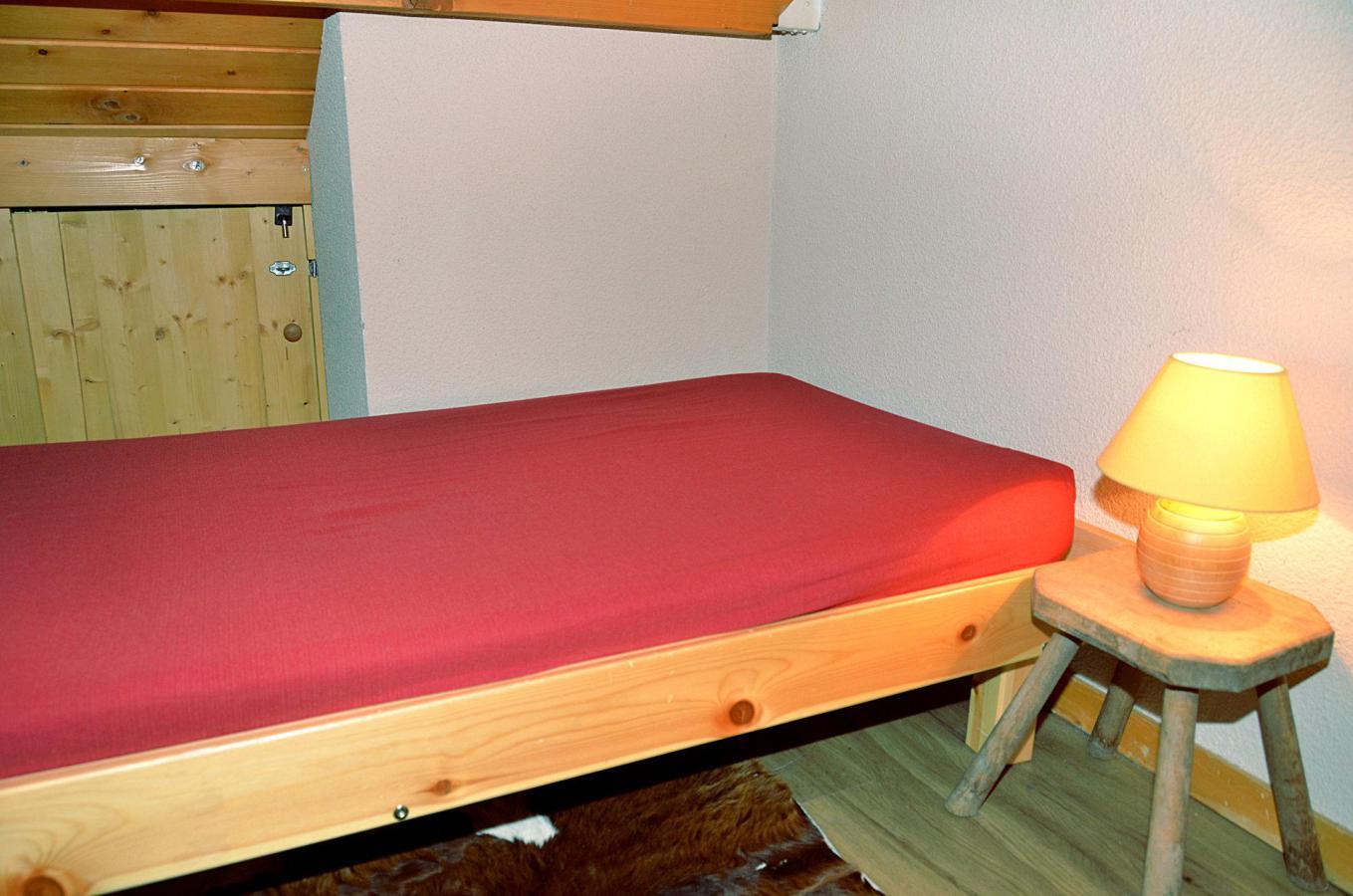 Location au ski Appartement duplex 3 pièces cabine 8 personnes (C1) - Chalet De L'arbaron - Flaine - Chambre