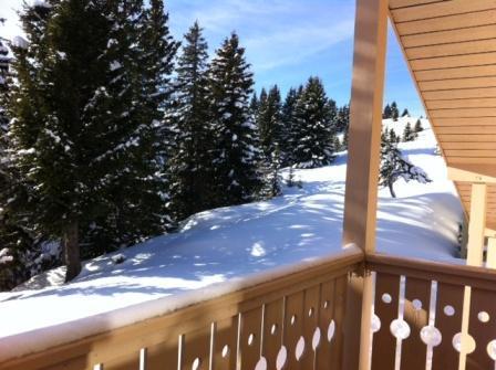 Location au ski Appartement duplex 3 pièces cabine 8 personnes (C1) - Chalet De L'arbaron - Flaine - Intérieur