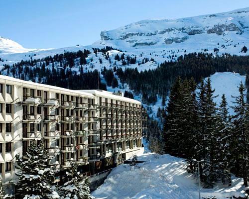 Résidence au pied des pistes Hotel Club Mmv Le Flaine