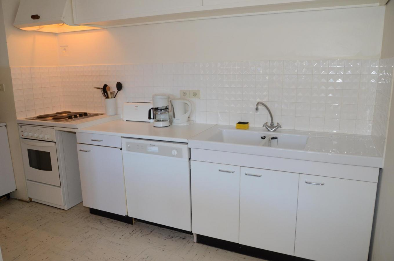 Location au ski Appartement 2 pièces 6 personnes (2) - La Residence Betelgeuse - Flaine - Cuisine