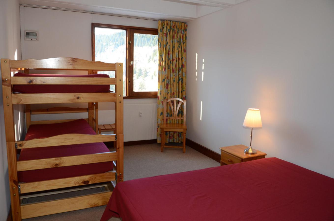 Location au ski Appartement 2 pièces 6 personnes (2) - La Residence Betelgeuse - Flaine - Lits superposés