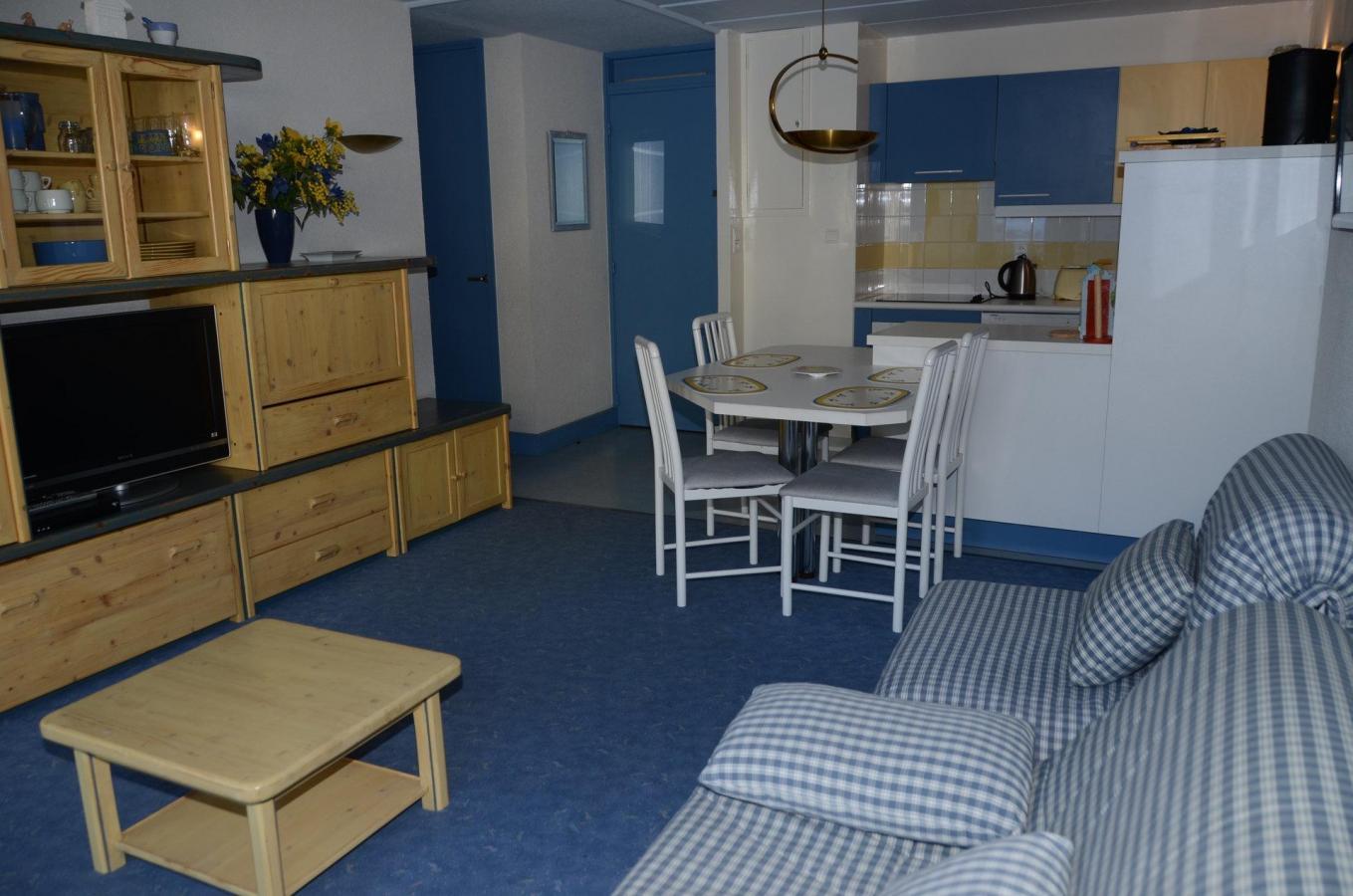 Location au ski Appartement 2 pièces 6 personnes (4) - La Residence Betelgeuse - Flaine - Séjour