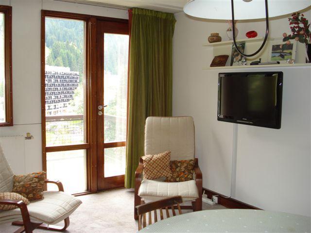 Location au ski Appartement 2 pièces 6 personnes (5) - La Residence Betelgeuse - Flaine - Tv à écran plat