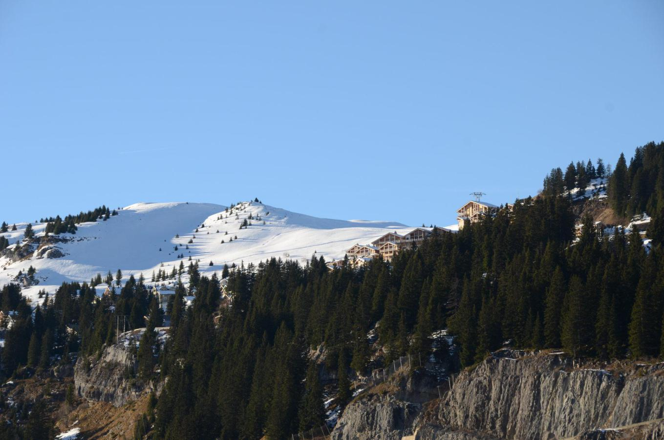 Ski en mars La Residence Betelgeuse